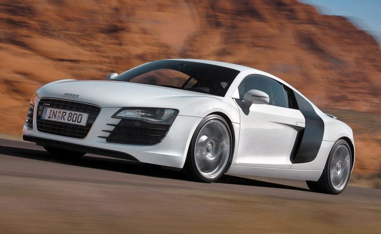 Audi R8 4.2 FSI