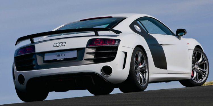 Audi R8 GT Coupé