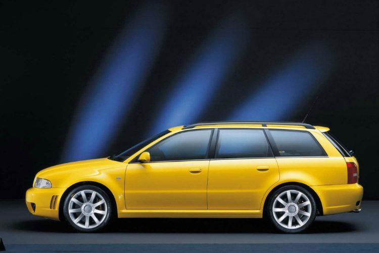 Audi RS4 Avant (B5), Imolageel