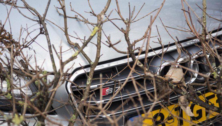 Gespot: Audi S7 speelt verstoppertje