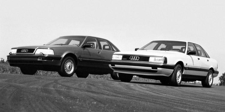 Audi V8 - Audi 100