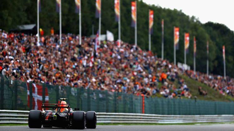 Kwalificatie Formule 1: Grand Prix van België 2017