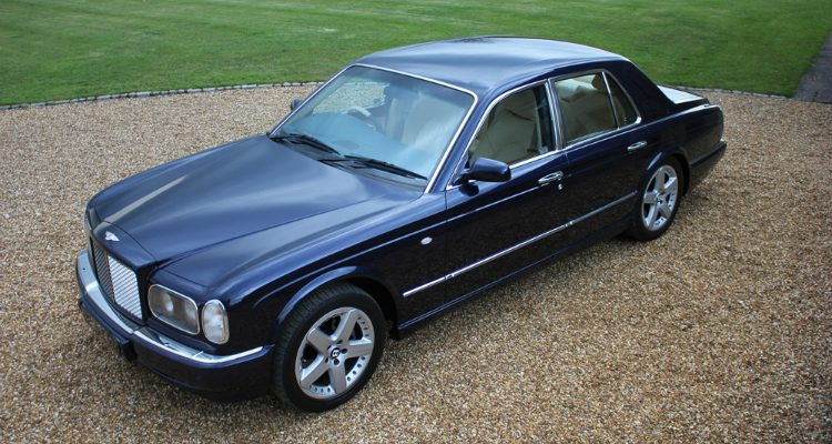 Bentley Arnage Green Label Tim Birkin Edition