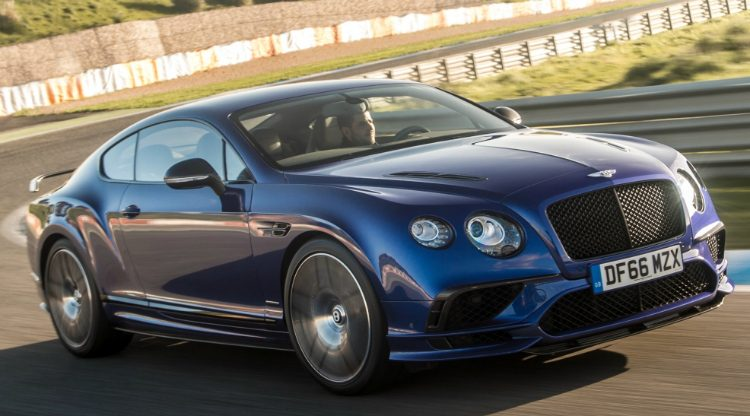 Bentley Continental GT Super Sports