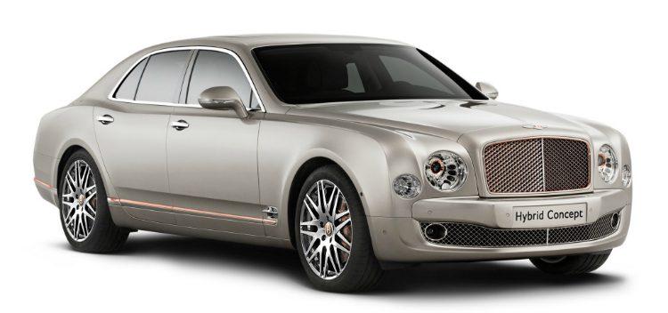 Bentley Muslanne Hybrid