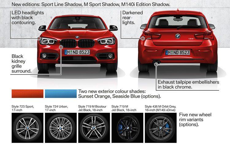 BMW 1 Serie LCI