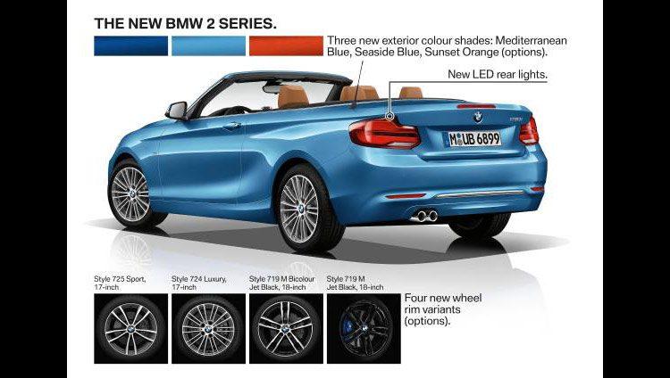 BMW 2 Serie LCI