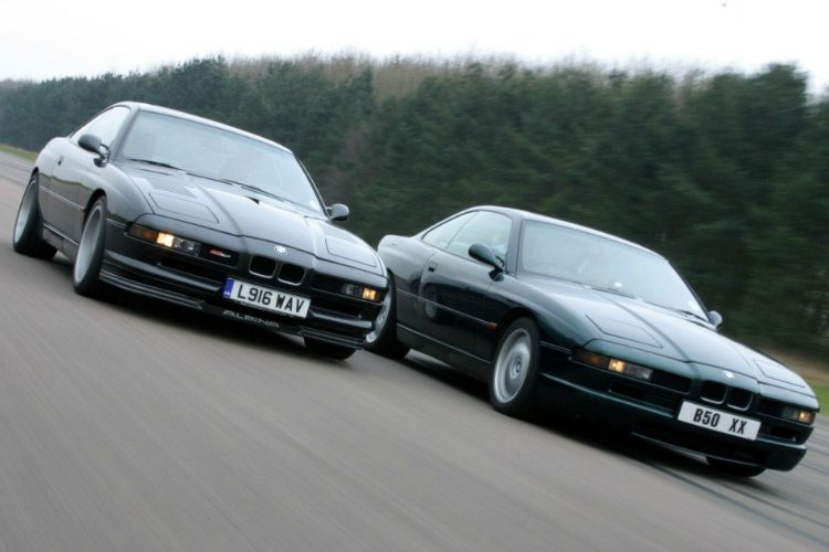 Please 11 Special BMW 8 Series In A Row