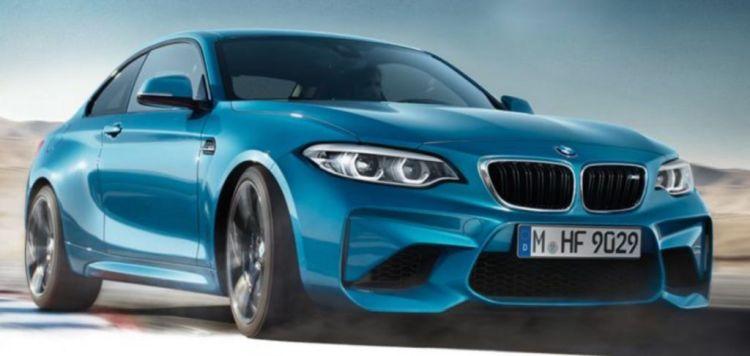 Lekkage: de BMW M2 facelift