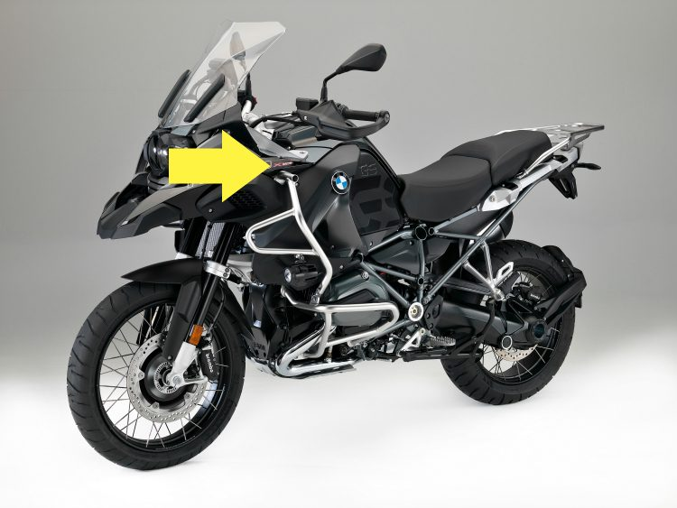BMW R1200 GS xDrive Hybrid