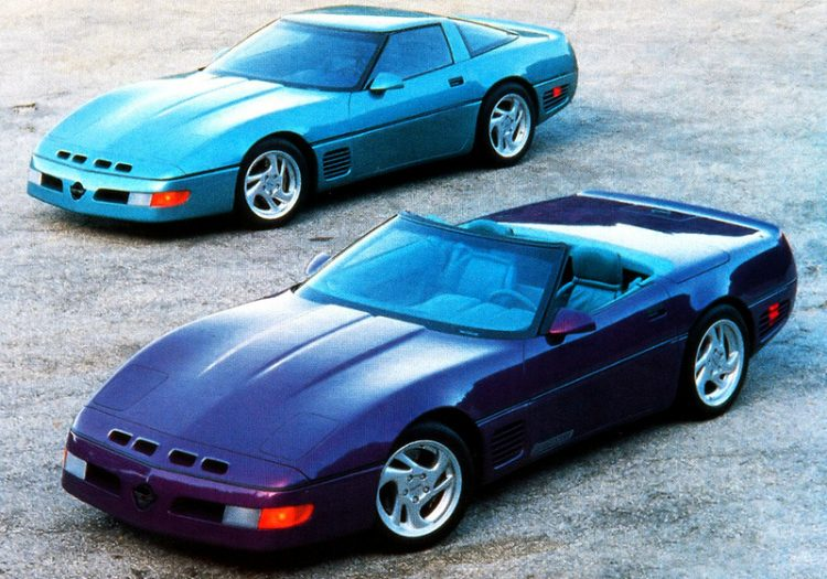 Callaway C4 - Chevrolet Corvette Twin Turbo (C4)