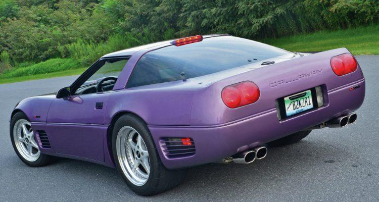 Callaway Corvette B2K