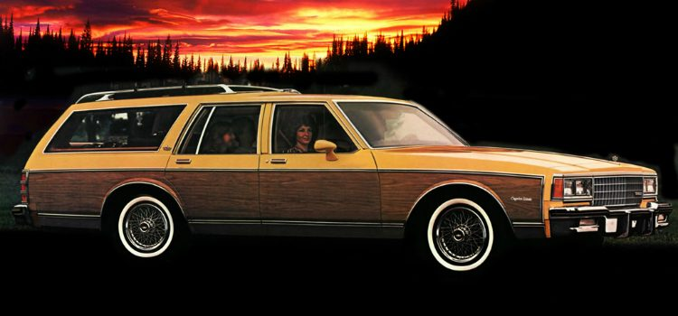 Chevrolet Caprice Classic Stationwagon