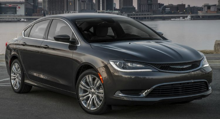 Chrysler 200 Limited Platinum