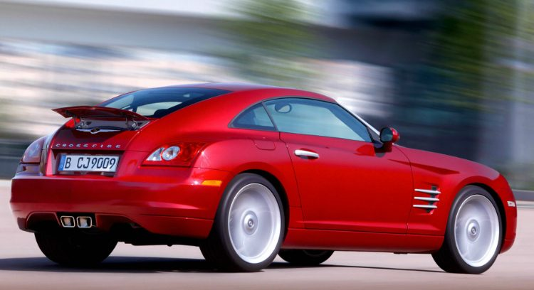 Chrysler Crossfire (ZH)