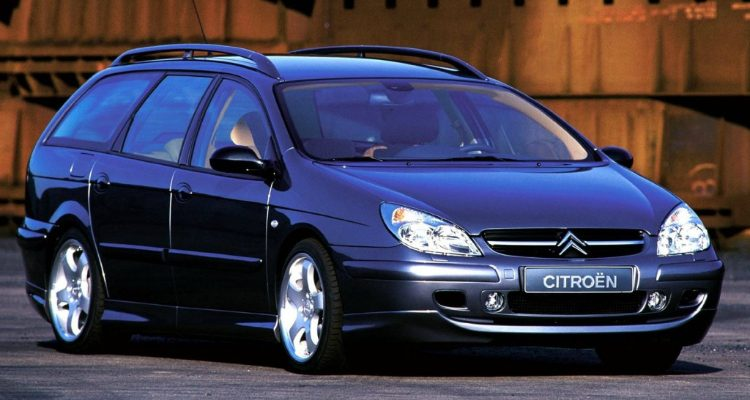 Citroen C5 Break Carlsson