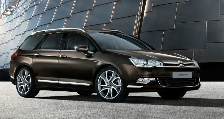 Citroen C5 Tourer 1.6 THP Ligne Business
