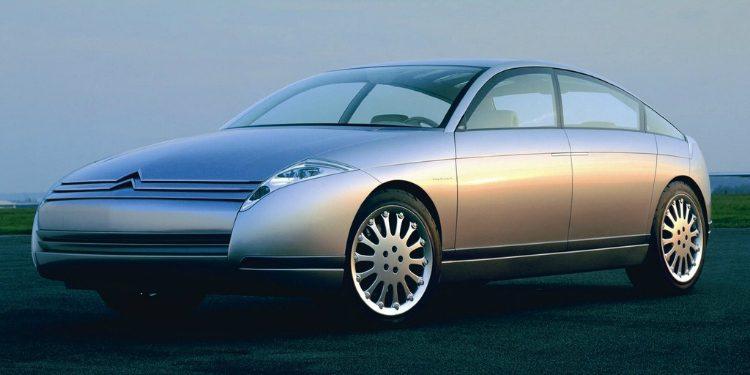 Citroen C6 Lignage Concept