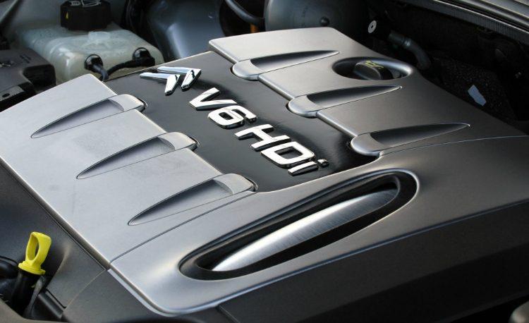 Citroen C6 V6 HDI 2.7