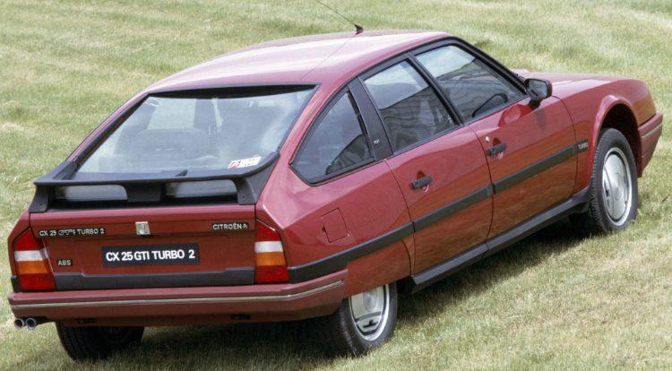 Citroen CX 25 GTI Turbo 2