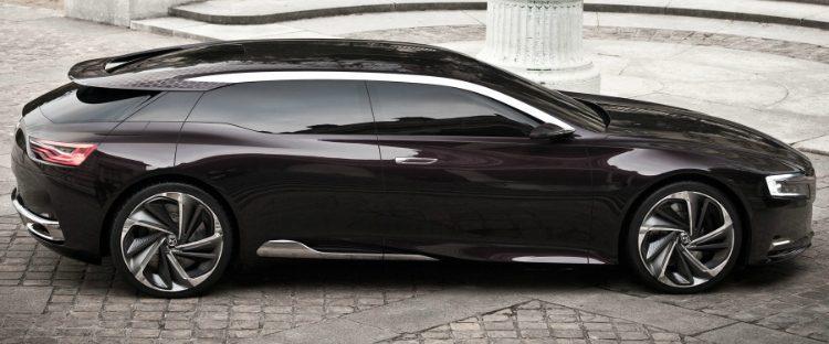 Citroen DS9 Concept