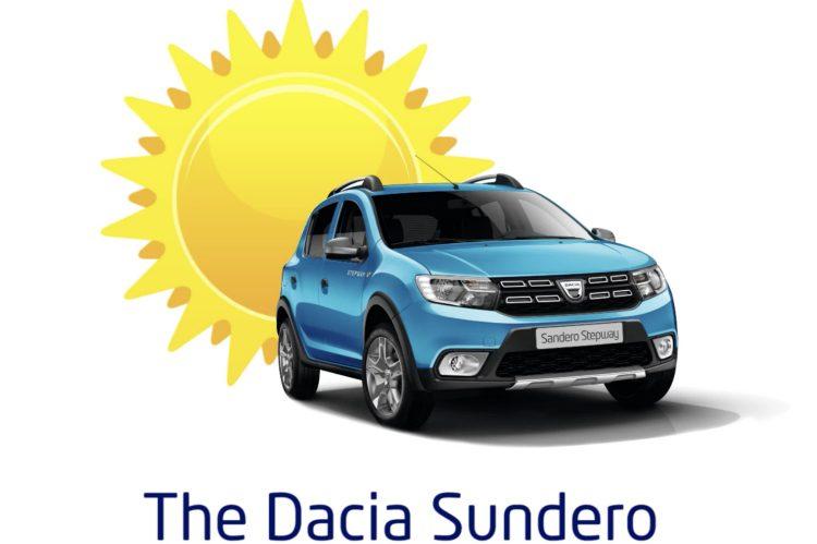 Dacia Sundero