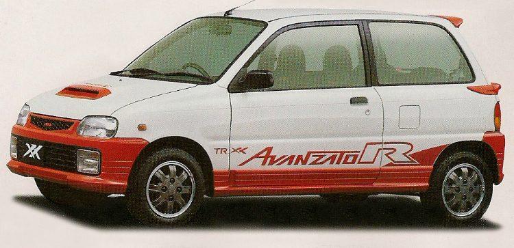 Daihatsu Mira Avanzato TR-XX Avanzato R