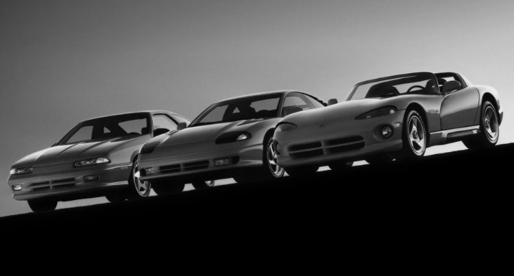 Dodge IROC, Stealth & Viper