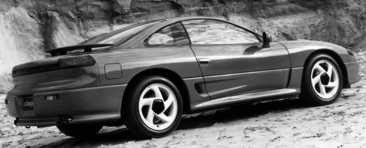 Dodge Stealth R/T Twin Turbo (Z16A)