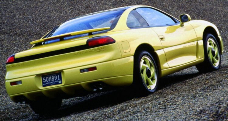 Dodge Stealth R/T Twin Turbo (Z15A)