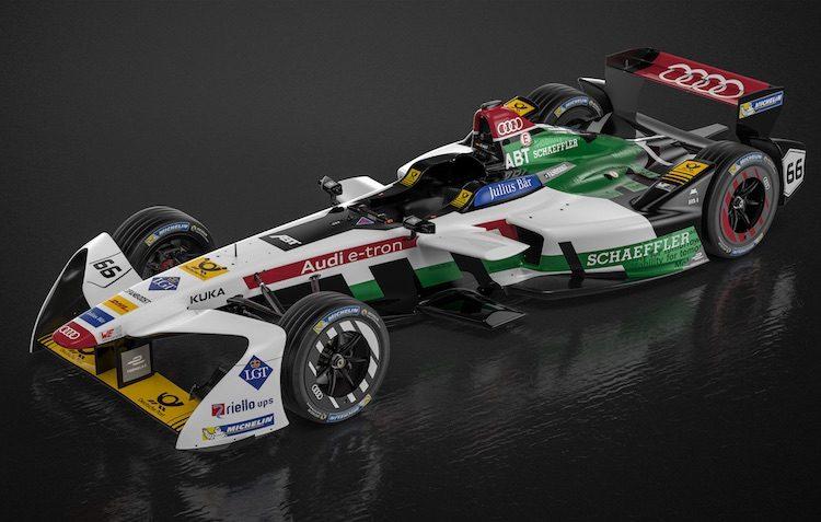 Audi e-tron FE04: De Formule-E bolide uit Ingolstadt