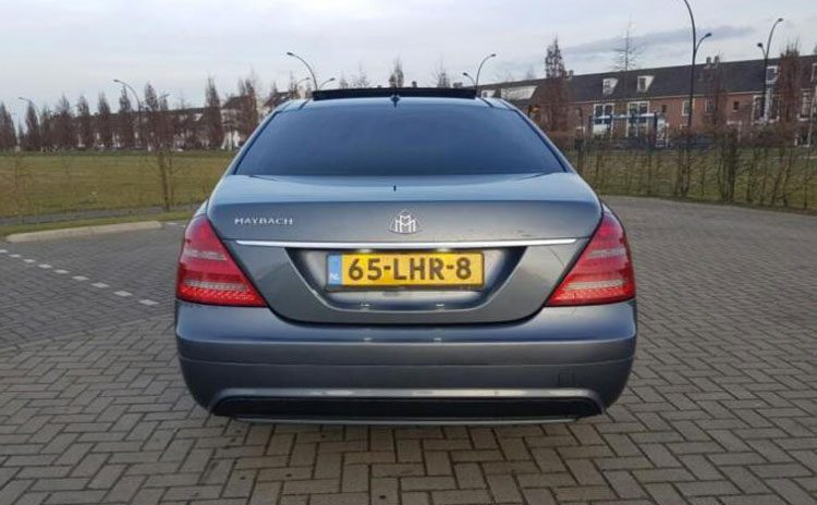 Maybach Mercedes