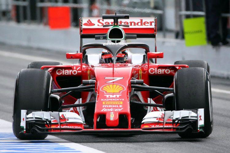 Hoe de HALO de Formule 1 zal veranderen