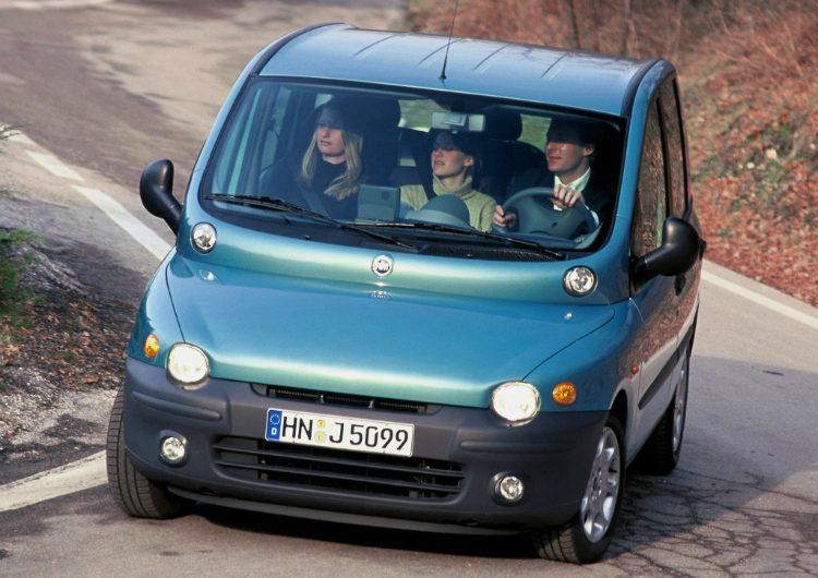 Fiat Multipla ELX JTD 105