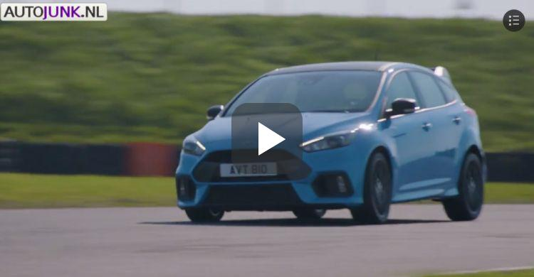 Focus RS video
