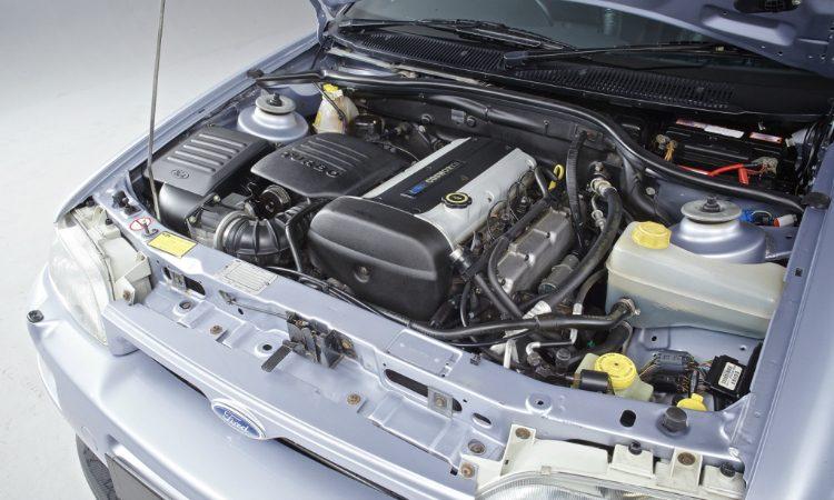 Ford Escort RS Cosworth YBT
