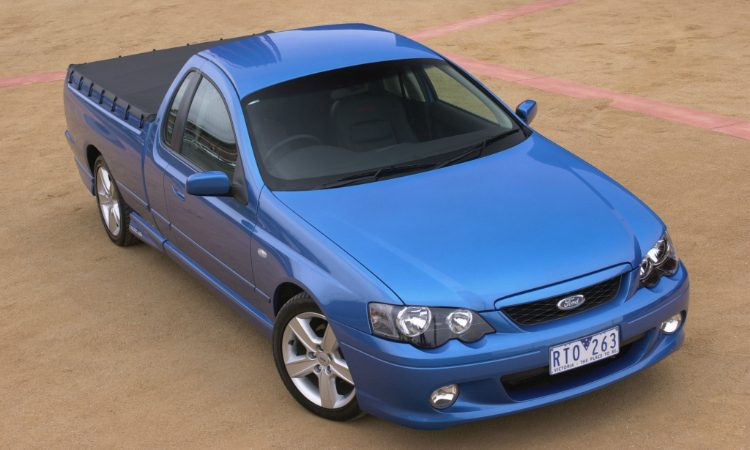 Ford Falcon Ute XR6 Turbo