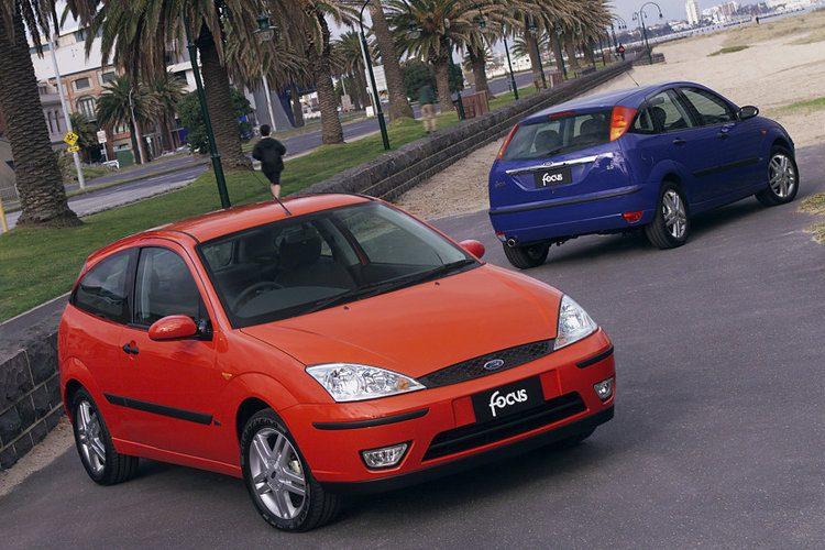 Ford Focus (DBW)