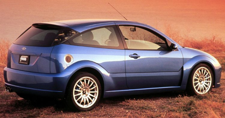 Ford Focus RS Cosworth