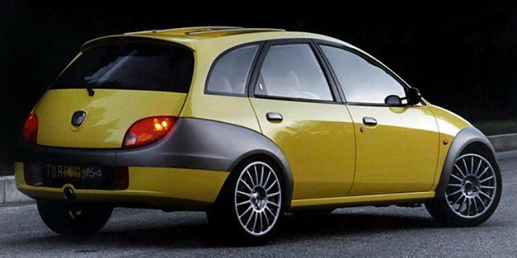 Ford Ghia Touring Ka