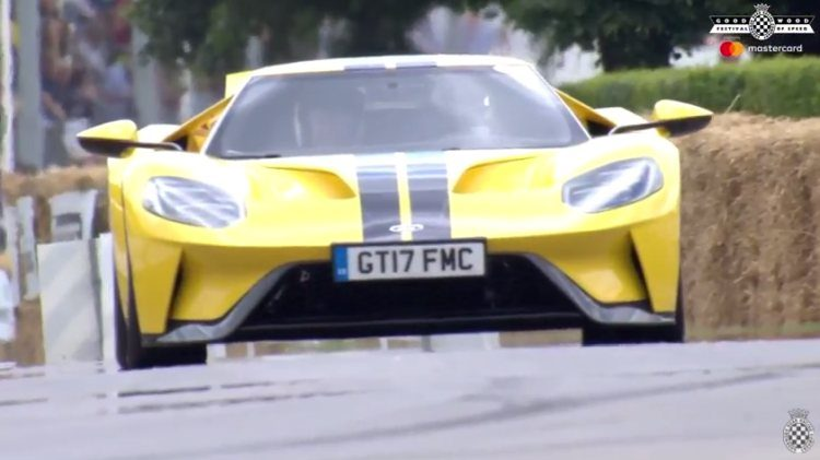 Ford GT Goodwood