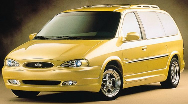 Ford Windstar SHO