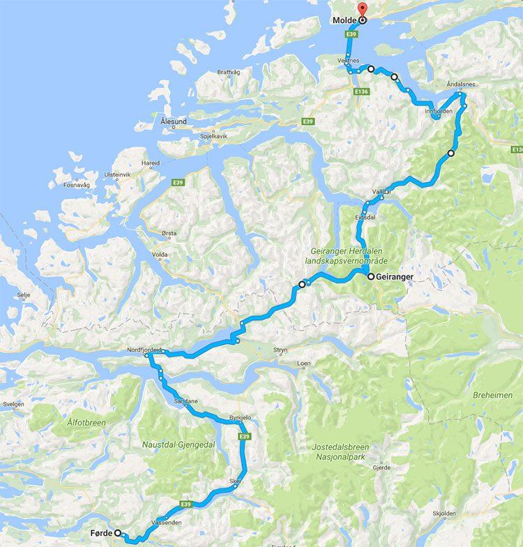 Forde - Molde