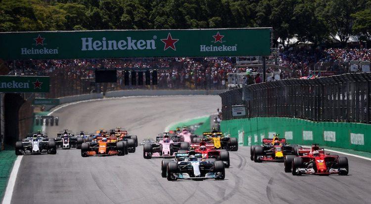 Zoveel sneller zijn de Formule 1-wagens dan vroeger