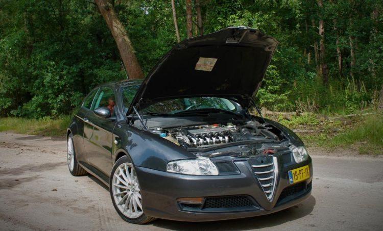 Gespot: de Alfa GT van een AB-lezer