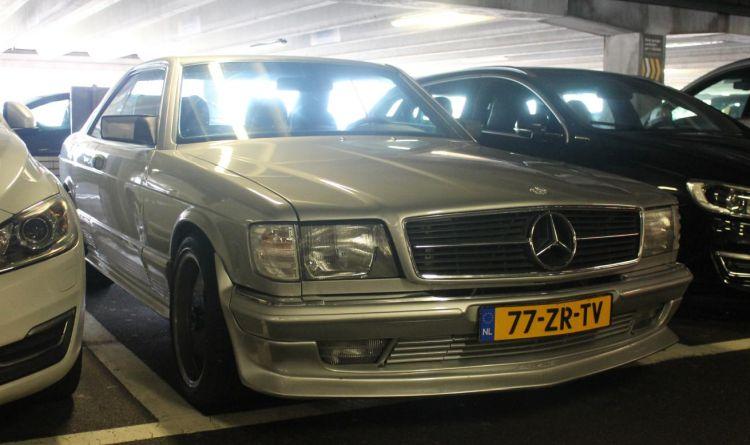 Mercedes laat je je oude auto inleveren voor korting