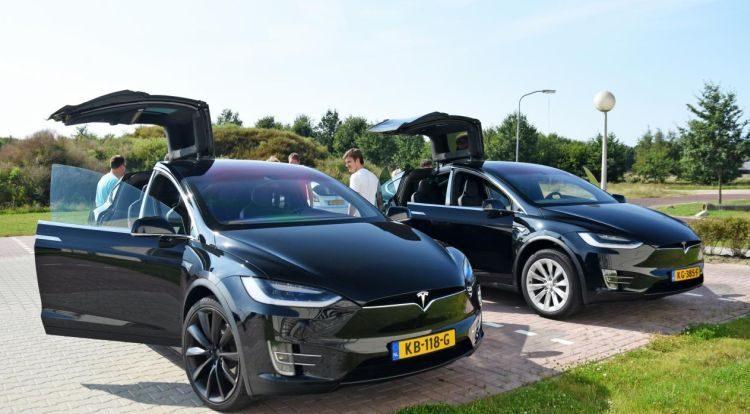 Hoeveel Tesla's staan in Nederland op kenteken?