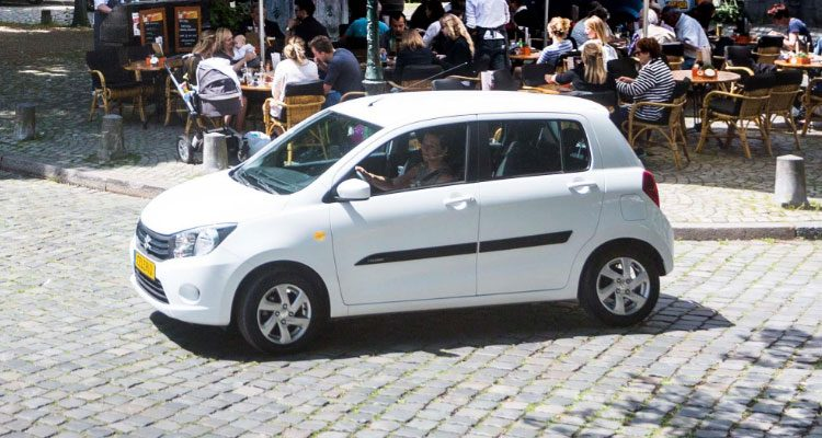 Suzuki Celerio! De goedkoopste auto van Nederland