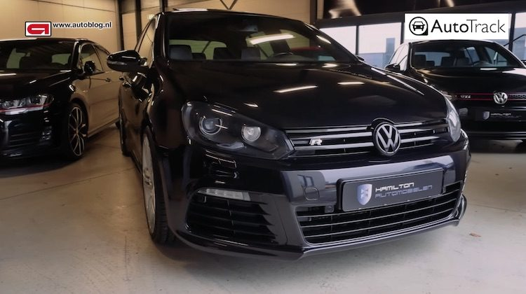 Volkswagen Golf 6 R