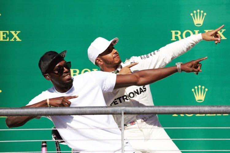Hamilton heeft een nieuw teammaatje op het oog